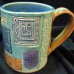 Slab Mug Geo 275