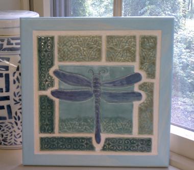 Dragonfly Mosaic 380