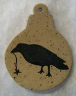 Ornament Crow