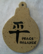 Ornament Peace Balance